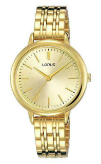 Lorus Ladies Bracelet Watch RG204QX9 RRP £49.99 Our Price £37.95 Free UK Post