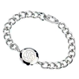 SOS Talisman Gents Stainless Steel Bracelet