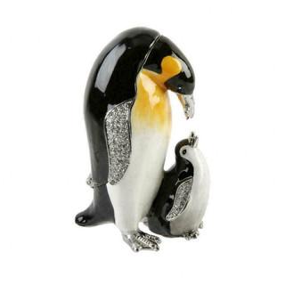 Treasured Trinkets by Juliana - Penguin & Chick