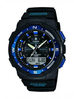 Casio Compass Watch SGW-500H-2BVER RRP £110.00 Our Price £79.95 Free P&P