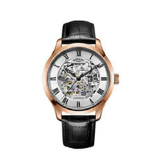 Gents Rotary Skeleton Watch GS02942/01 RRP £269.00 Our Price £194.95 Free P&P