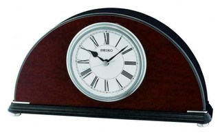 Mantel Clock from SEIKO QXE058Z RRP £99.95 Our Price £79.95