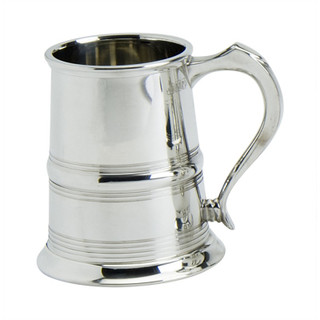 1pt Tradtional Heavy weight Bath Tankard