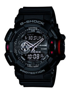 Casio G Shock Gents Watch GA-400-1BER RRP £145.00 Our Price £99.95