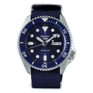 Seiko 5 Sports Automatic Navy Blue Dial Watch SRPD51K2 RRP £250.00 Our Price £199.95