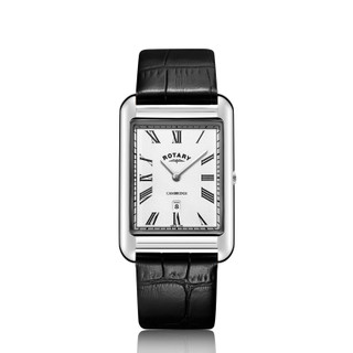 Rotary Cambridge Rectangular Watch GS05280/01 RRP £155.00 Now £123.95