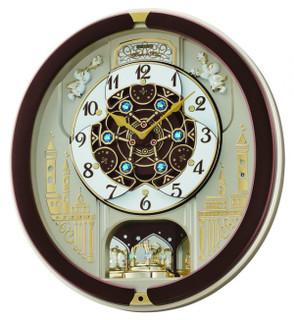 Seiko Musical Melodies in Motion Wall Clock QXM291B £191.95