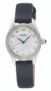 Seiko Ladies Crystal Watch SUR385P2 RRP £220.00 Our Price £175.95