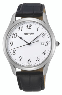 Seiko Gents Dress Watch SUR303P1 RRP £160.00 Our Price £119.95
