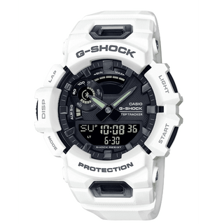 Casio G Shock Fitness/Step Tracker Bluetooth Watch GBA-900-7AER RRP £119 Now £86.50