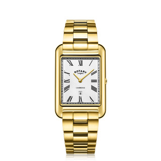 Rotary Cambridge Rectangular Watch GB05283/01 RRP £209 Our Price £149.95