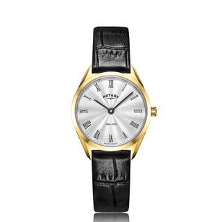 Ladies Rotary Ultra Slim Watch LS08013/01 RRP £149.00 Our Price £99.95