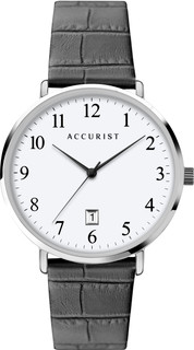 Accurist Gents Easy Read Strap Watch 7369 RRP £64.95 Our Price £57.95