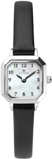 Ladies Dainty Strap Watch With Hexagonal Mother of Peal Dial