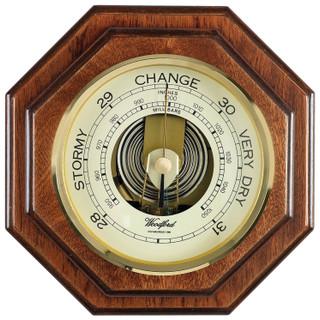 Woodford Hexagonal Barometer