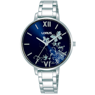 Lorus Ladies Bracelet Watch with Butterfly Dial RG299SX9 £43.95