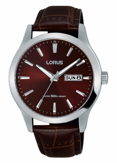 Lorus Gents Strap Watch RXN31DX9 RRP £44.99 Our Price £34.95