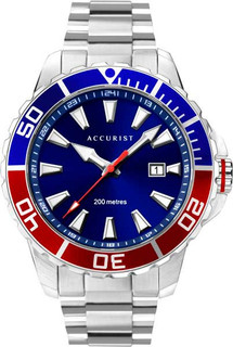 Accurist Gents Divers Style Bracelet Watch RRP £129.99 Our Price £99.95