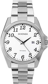 Sekonda Gents Stainless Steel Bracelet Watch 1635 RRP £49.99 Our Price £39.95 |