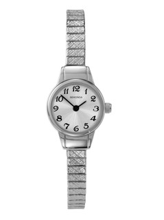 Sekonda Women's Expander Silver Coloured Watch 4472 RRP £29.99 Our Price £26.95