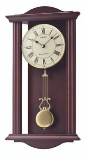 Seiko Regulator Style Wall Clock QXH072B RRP £175.00 Our Price £157.50