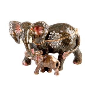Treasured Trinkets by Sophia - Elephant & Calf