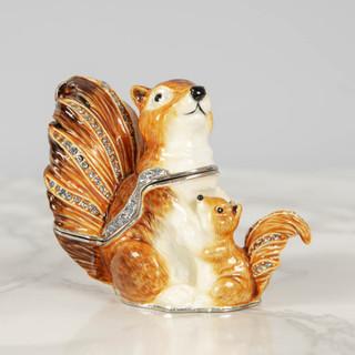 Treasured Trinkets by Sophia - Squirrel