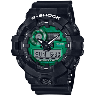 Casio G Shock Gents Watch GA-700MG-1AER RRP £119.00 Our Price £94.95