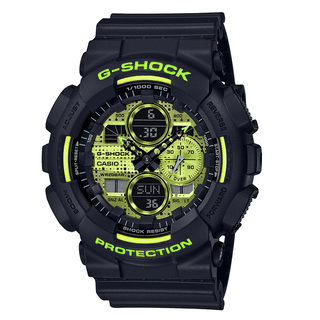 Casio G Shock Gents Watch GA-140DC-1AER RRP £109.00 Our Price £86.95