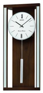 Seiko Pendulum Wall Clock QXH068B RRP £140.00 Our Price £110.95