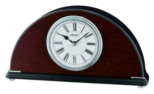 Mantel Clock from SEIKO QXE058Z RRP £99.95 Our Price £79.95 Free UK P&P