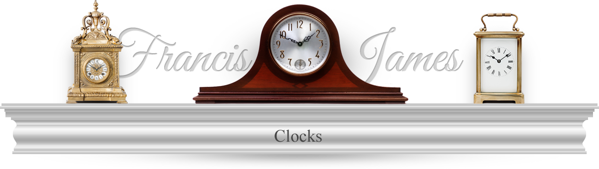 Francis James Clocks