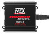 Can-Am 100W RMS 2-Channel Power Sports Amplifier by MTX Audio