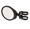 """Can Am 6"""" Convex Glass Folding Side Mirror by Axia Alloys"""