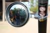 "Can Am 5"" Billet Convex Heavy Duty Side Mirror By UTV Inc"