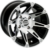 Can-Am 387M 12X8 4/136 4+4 Wheel by Moose
