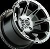 Can Am Commander/Maverick/Defender 387M 12X8 4/136 4+4 Wheel by Moose