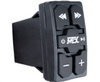 Can-Am All-Weather Bluetooth Rocker Switch Receiver and Remote Control by MTX Audio