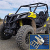 Can Am Maverick Trail/Sport 800 7-29 Tires and 0-4000 Elevation Clutch Kit by Dalton