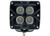 Can-Am 3 Inch Work Light 20 Watt Flood/Spoot Seismic Series by Quake LED