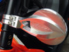Can Am Offroad 4.0″ Round Full Billet Convex Side Mirror by Axia Alloys