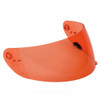 Can-Am Bell Orange Qualifier Helmet Replacement Shield by Rugged Radios