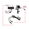 Can-Am 7' Intercom Audio Record Cable - Capture Intercom Audio on your GoPro or Video Camera