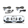 Can-Am 2 Place Race Intercom System by Rugged Radios