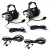"""Can-Am """"Plus 2"""" H42 Headset and Cable Expansion Kit By Rugged Radios"""