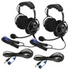 """Can-Am """"Plus 2"""" H22 Headset and Cable Expansion Kit By Rugged Radios"""