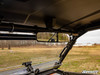 """Can-Am 17"""" Curved Rear View Mirror"""