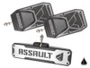 Can-Am Combo Deal Phantom Convex Side Mirrors By Assault Industries