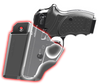 Can Am Offroad Pistol & Magazine Holster add-on Kit(1 Pair)