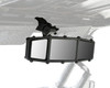 Can Am Elite Series Center Rear View Mirror With Dual Blindspot Mirrors by ATV TEK